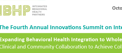 Materials from the 4th Annual Innovations Summit on Integrated Care